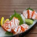 大年初七。 ㊗️大家人日快樂!諸事順利!年年有餘!  PS: Missing the thick slices of Salmon Belly Sashimi ($26.90) from @yamato_izakaya !