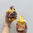 Weather's so hot, I could use a cup of @maximango_sg soft serve right now.