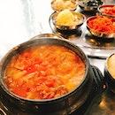 Soybean Paste Chicken Stew