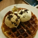 Earl Grey And Lychee Waffle