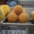 Fried Durian Ball