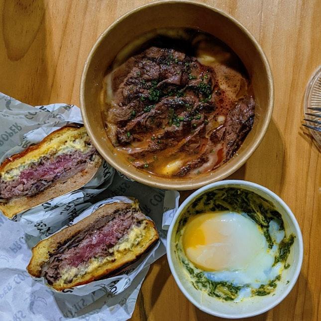 Steak And Burgers