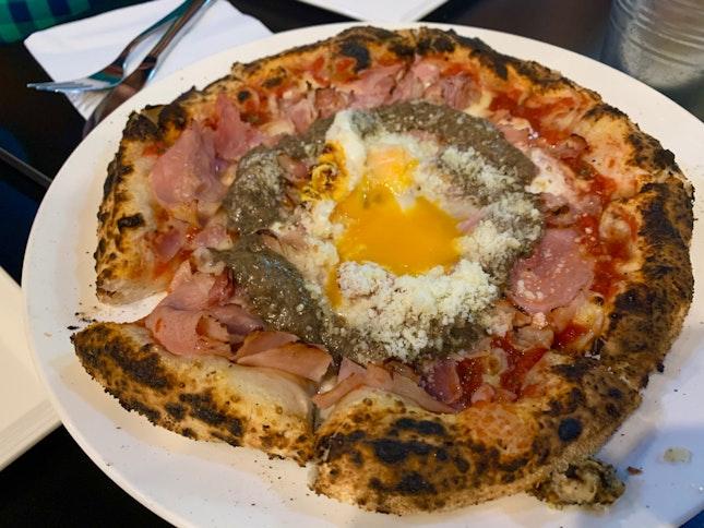 Bismarck Pizza