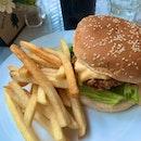 Egg-plodding Burger