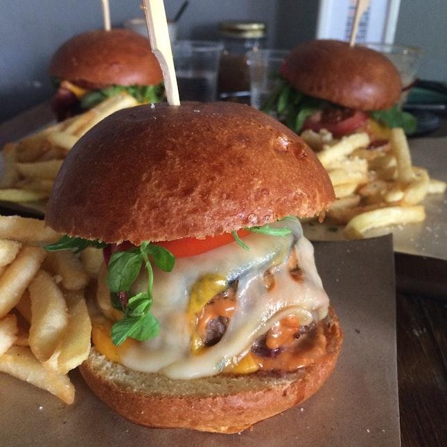 Singapura Burgers