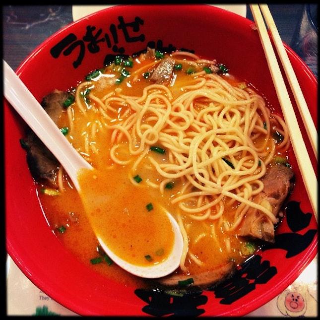 #hipstamatic #foxy #sugar #ramen #sgfood