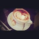 My favourite beverage~♥♥♥ #coffee#coffeelover#cappucino