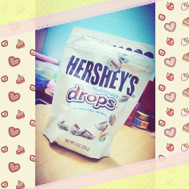 Another sleeplessness night… Luckily i have dis 4 supper~~ Sweets Wanted!
