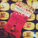 Fiery Worcester Sauce & Sundried Tomatoes Popcorn