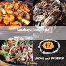 #Lunch #newyear #koreanfood #chengandbro #surabaya