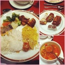 Dinner at the Sunway Resort  Hotel and Spa.
