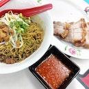 Dong Seng Malaysian Fish Paste Noodles