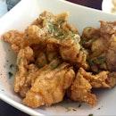 Maple Glazed Chicken Bites