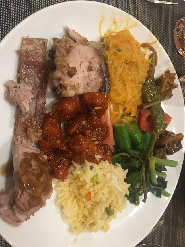 Food Voucher Dining Deal