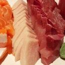 #sashimi overload.