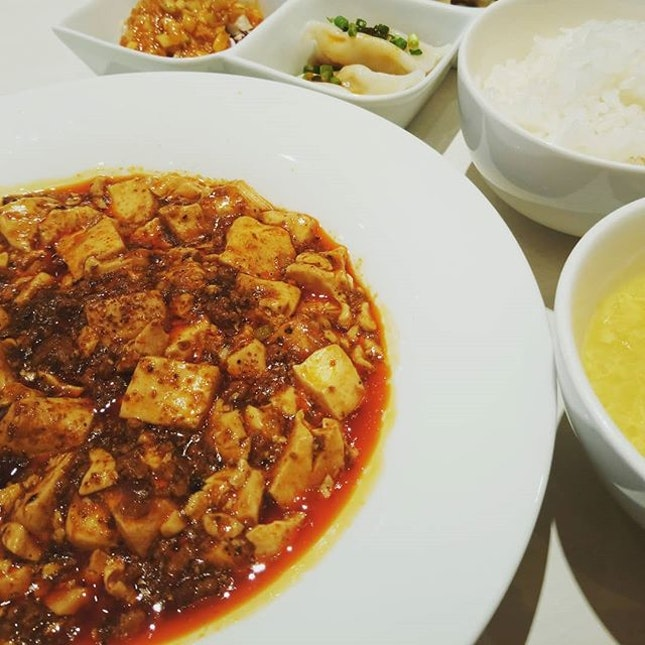 Ran to Japan and still had #chinesefood.