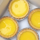 the ✨ eggtarts from the famed tai cheong bakery in hk are now available at takashimaya's food basement till 20th march!