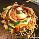 Besides okonomiyaki it's still #okonomiyaki when I think of #Osaka.