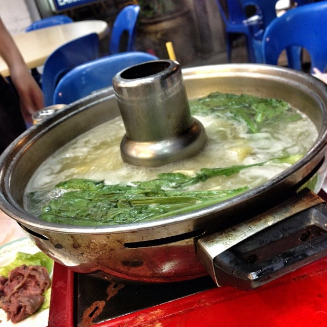 Steamboat - always satisfying #foodporn #singapore #sg #igsg #foodphotography #asianfood #sgig #foodpornasia #instafood