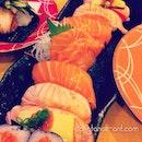 #salmon #sashimi #japanesefood #vinstagram