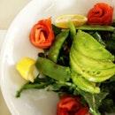 #avocado and #salmon #salad
