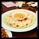 Steamed Chicken @ Soup Restaurant