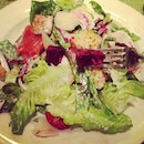 #dinner #romaine #beetroot #lemondressing #oliveoil #salmon #asparagus #cherry #tomatoes #healthyeating #cleaneating #buffet