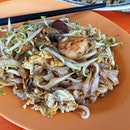 Much lauded Penang Fried Kway Teow from a Penang friend.