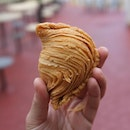 Wang Wang Crispy Curry Puff (Old Airport Road Food Centre)
