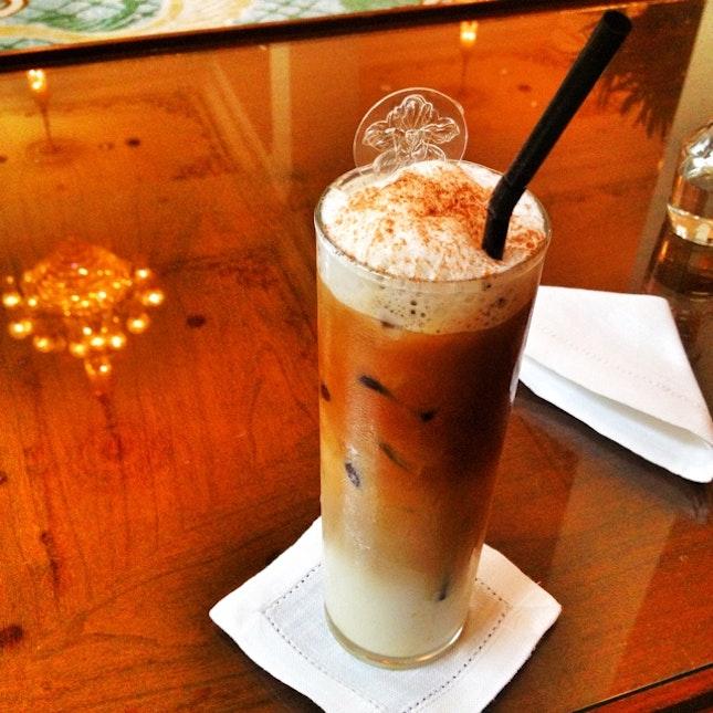 $15 Iced Coffee