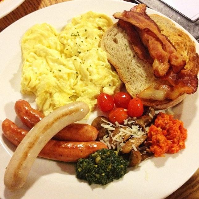 The Really Big Breakfast