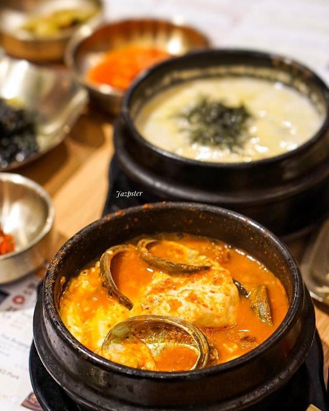 SBCD Korean Tofu House