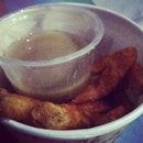 #bucketoffries #kfc #gravy #yummy #friday @tres_soliven