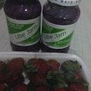 #ubejam #goodshepherd #strawberry #pasalubong #fr.bebegirl #yummy