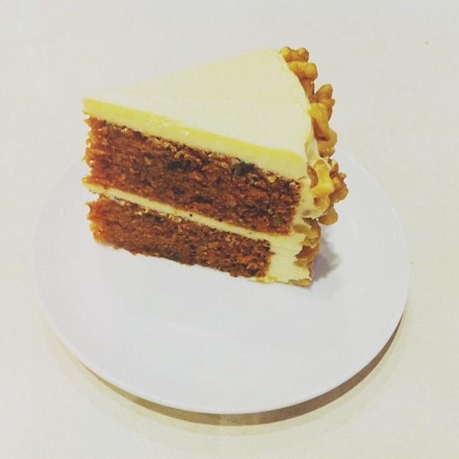 Carrot Walnut Cake Singapore