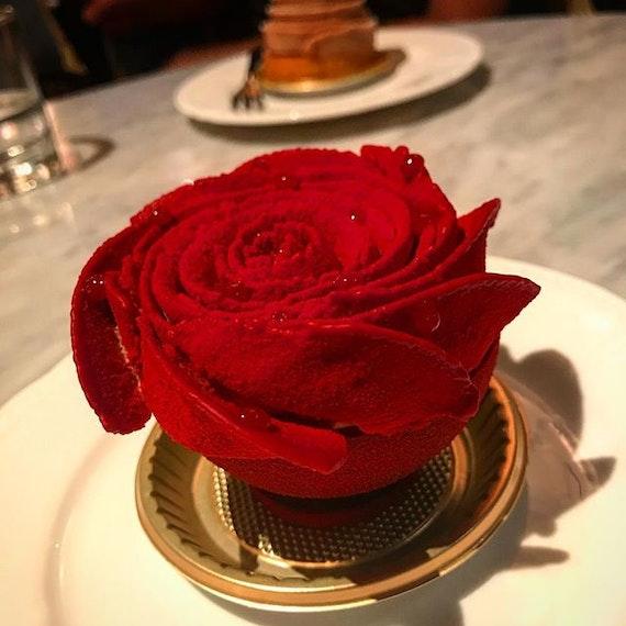 La Rose.