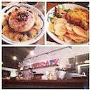 #brunch #pancakes #pie