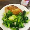 Super Healthy Dinner
