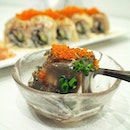 "It seems that every time there is ""shiok maki"", there will be pitan tofu."