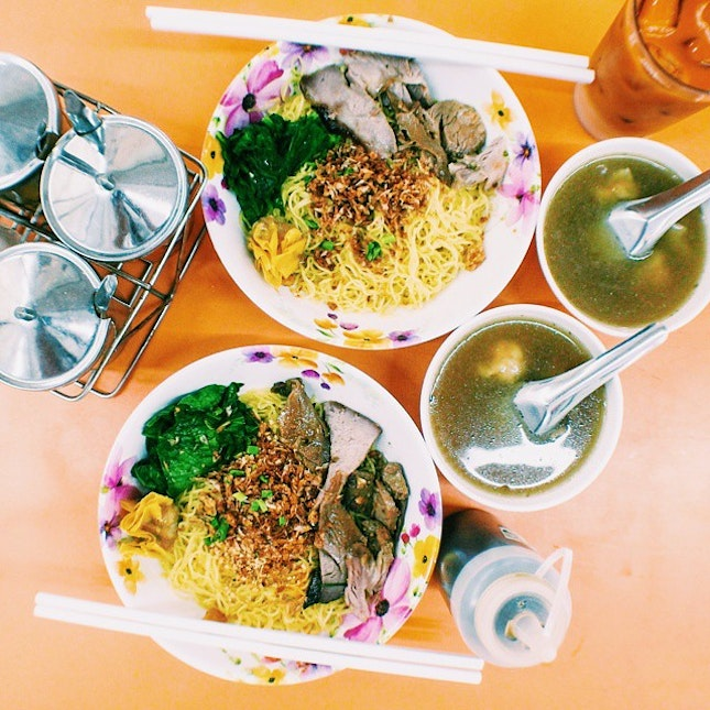 A Bangkok experience right in Singapore