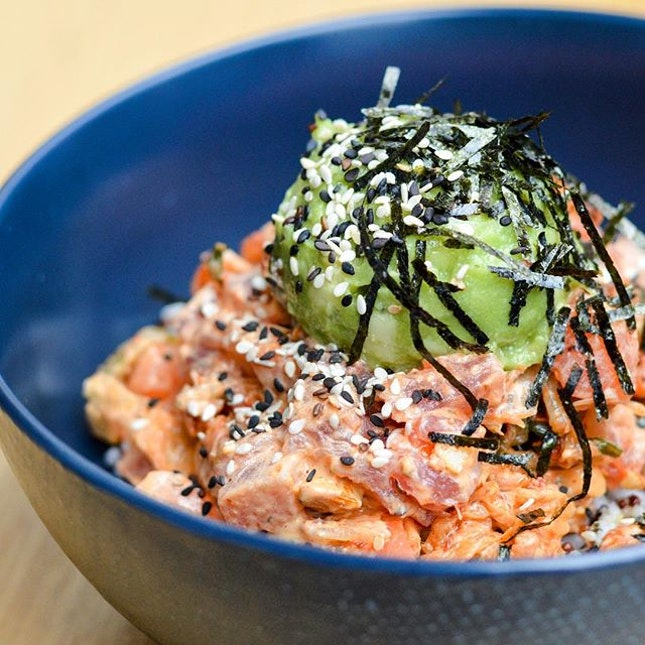 Another poke place opening?