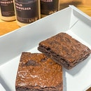 The only Cold Shoulder I really don't mind, along with these superb Brownies from @amberembersg!