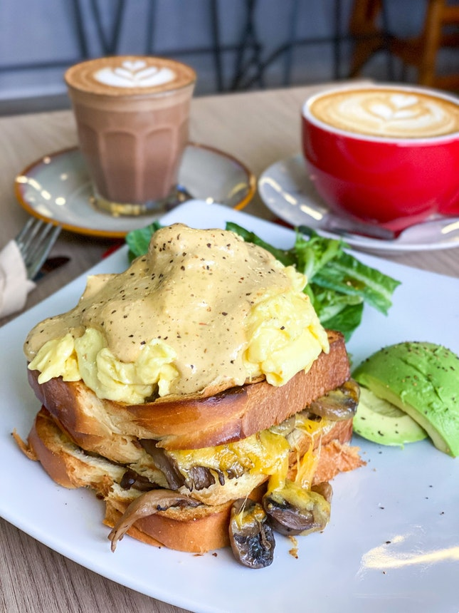 Long Weekends = Brunch and Coffee!