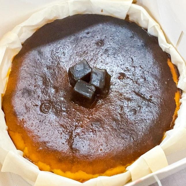 Brown Sugar Mochi Cheesecake ($35)