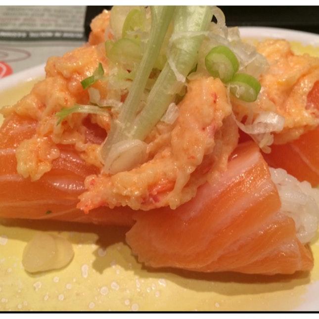 Lobster Salad Sushi