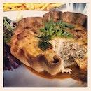 #crab #tart #yummy #singapore