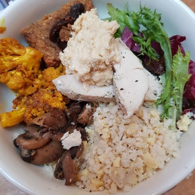MYO Protein Plus Bowl