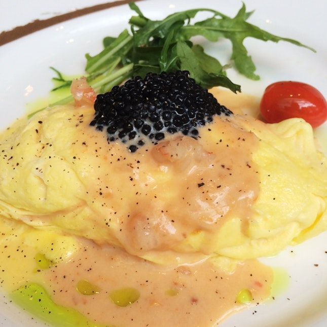 The St. Regis Epicurean Omelette
