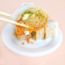 Qing Carrot Cake 慶菜頭粿 (Old Airport Road Food Centre)