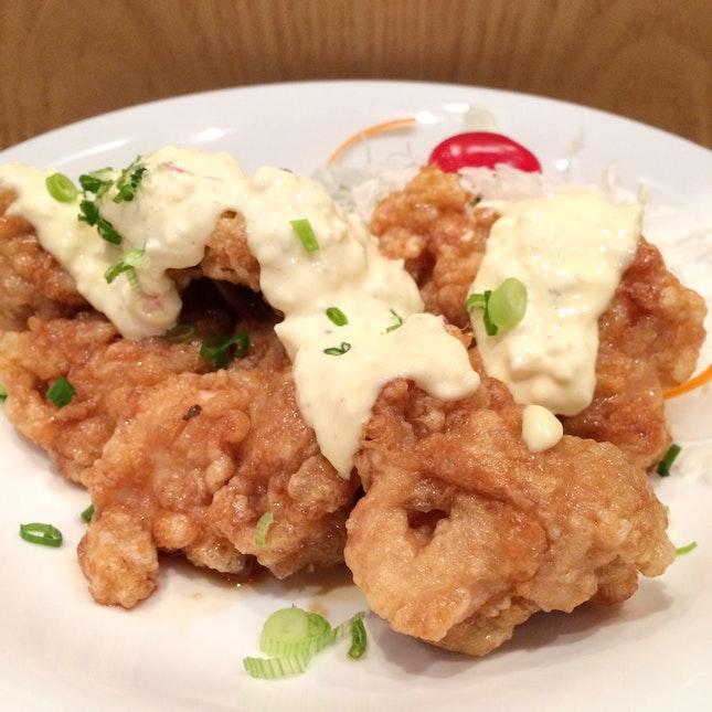 Chicken Nanban $14